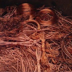 Pound of copper wire